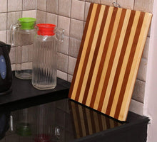 Load image into Gallery viewer, DURA DINE BAMBOO CHOPPING BOARD - Gogia bartan store