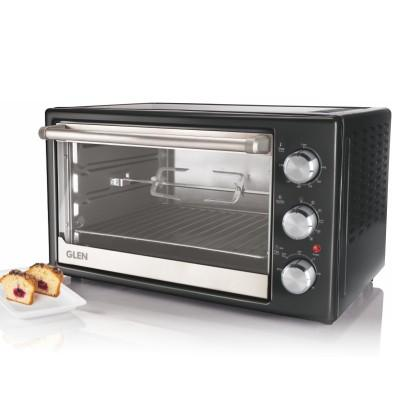 GLEN OVEN TOASTER GRILL 5042 BLRC 42 LITRE WITH MULTI FUNCTION - Gogia bartan store