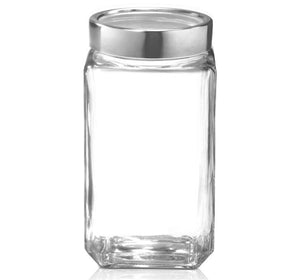 TREO CUBE JAR 2250 ML 1 PC - Gogia bartan store