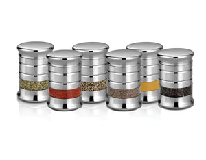 DEVIDAYAL SPICES STORAGE CONTAINERS ( CANNISTER ) - Gogia bartan store