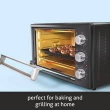 Load image into Gallery viewer, GLEN OVEN TOASTER GRILL 5042 BLRC 42 LITRE WITH MULTI FUNCTION - Gogia bartan store