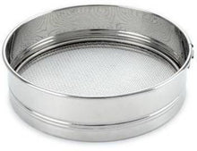 Load image into Gallery viewer, STAINLESS STEEEL ATTA STRAINER ( ATTA CHANNI ) - Gogia bartan store
