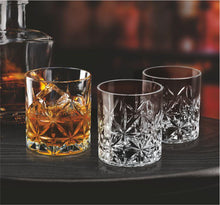 Load image into Gallery viewer, TREO EDRIC WHISKEY GLASS 340ML (6PCS SET) - Gogia bartan store