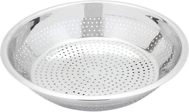 LAKSHITA RICE STRAINER STAINLESS STEEL - Gogia bartan store