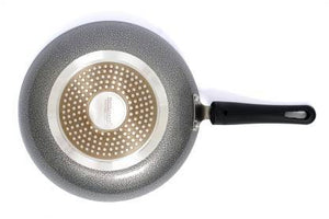 FACKELMANN FRY PAN 26 CM DIAMETER  (ALUMINIUM, NON-STICK, INDUCTION BOTTOM) - Gogia bartan store