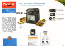 Load image into Gallery viewer, PRESTIGE MULTI UTILITY AIR FRYER PMAF 1.0 - Gogia bartan store