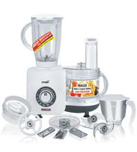 Load image into Gallery viewer, INALSA FOOD PROCESSOR CRAZE 700W - Gogia bartan store