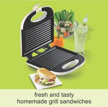 Load image into Gallery viewer, GLEN 3028 SANDWICH MAKER GRILL 750WATT - Gogia bartan store