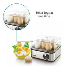 Load image into Gallery viewer, GLEN 3036 EGG BOILER 500 WATT WITH 3 WATER LEVELS - Gogia bartan store