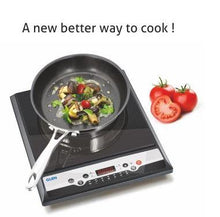 Load image into Gallery viewer, GLEN 3070 EX INDUCTION COOKER 1400 WATT WITH PRE-SET COOKING FUNCTIONS - Gogia bartan store