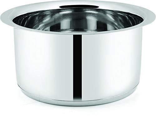 DEVIDAYAL STAINLESS STEEL INDUCTION BOTTOM PATILA ( IND TOP) - Gogia bartan store