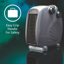 Load image into Gallery viewer, GLEN FAN ROOM HEATER 7020, 2000 WATTS