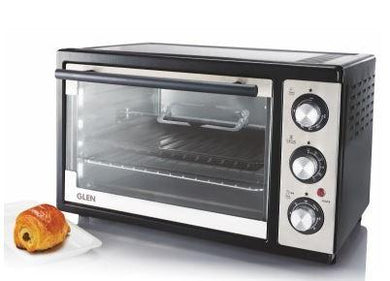 GLEN 5025 OVEN TOASTER GRILL  BLRC 25 LITRE WITH MULTI FUNCTION - Gogia bartan store