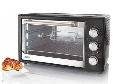 GLEN 5030 OVEN TOASTER GRILL BLRC 30 LITRE WITH MULTI FUNCTION - Gogia bartan store