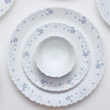Load image into Gallery viewer, BOROSIL FLORA DINNER SET 40 PCS