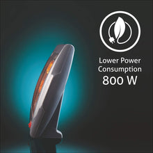 Load image into Gallery viewer, GLEN QUARTZ ROOM HEATER 7019, 800 WATTS