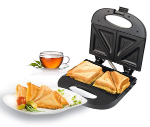 BALTRA SERVE SANDWICH MAKER (BLACK) 750 WATT - Gogia bartan store