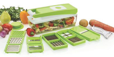 GANESH MULTIPURPOSE VEGETABLE AND FRUIT CHOPPER AND DICER - Gogia bartan store