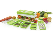 Load image into Gallery viewer, GANESH MULTIPURPOSE VEGETABLE AND FRUIT CHOPPER AND DICER - Gogia bartan store