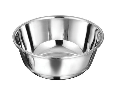 DEVIDAYAL PLAIN BOWL STAINLESS STEEL GLASS SET OF 6 - Gogia bartan store