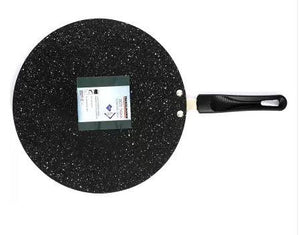 FACKELMANN ROTI TAWA 280 MM (GRANITE RANGE) TAWA 28 CM DIAMETER  (ALUMINIUM, NON-STICK, INDUCTION BOTTOM) - Gogia bartan store