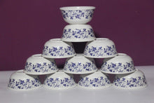Load image into Gallery viewer, DURADINE MELAMINE DINNER SET, 40 PCS, PURPLE HAZE - Gogia bartan store