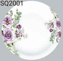 Load image into Gallery viewer, DURADINE MELAMINE PLATE SET, 6 PCS - Gogia bartan store
