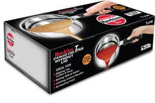 Load image into Gallery viewer, HAWKINS T-PAN STAINLESS STEEL WITHOUT LID POT 1 L  (STAINLESS STEEL, INDUCTION BOTTOM) - Gogia bartan store