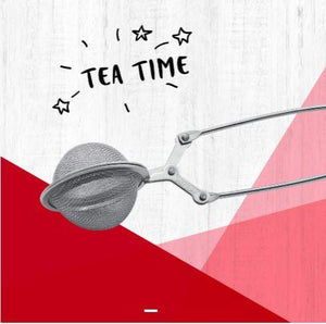 FACKELMANN TEA INFUSER WITH HANDLE SS 15CM 49151 - Gogia bartan store