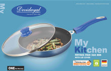 Load image into Gallery viewer, DEVIDAYAL NON STICK 4 MM FRYPAN 260 MM - Gogia bartan store