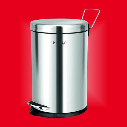 MINTAGE STAINLESS STEEL PEDAL DUSTBIN