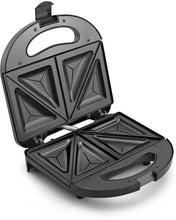 Load image into Gallery viewer, SUNFLAME SANDWICH MAKER TOASTER, SF 104, BLACK - Gogia bartan store