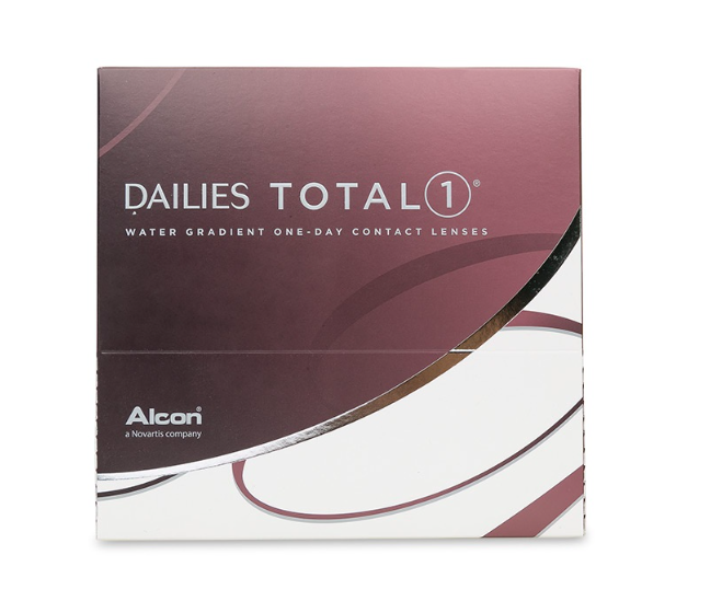 Dailies Total1 (90 Pack) - Lensbox™