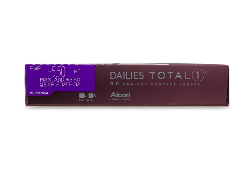Dailies Total1 Multifocal (90 pack)