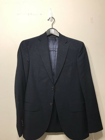 Saks Fifth Navy Jacket Small