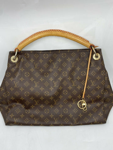 LOUIS VUITTON Artsy Monogram Bag Msrp 2,300 Very Good Condition