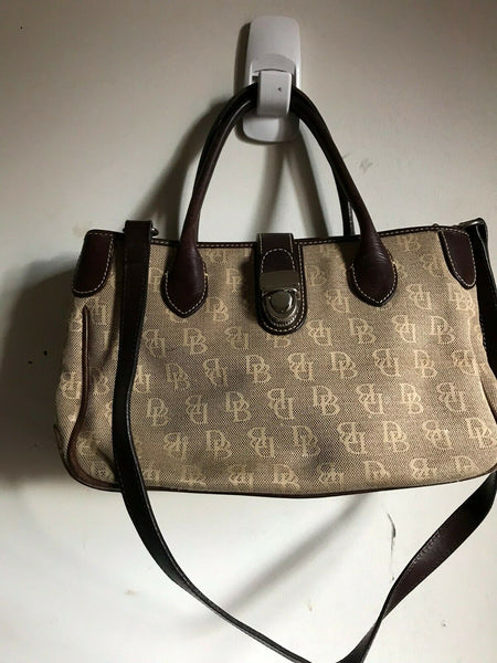 Dooney & Bourke Fabric Cross-body / Shoulder Bag
