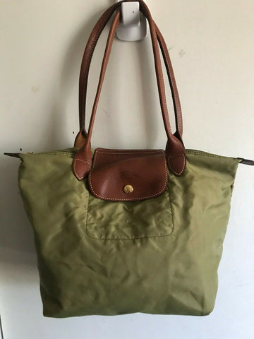 LONGCHAMP Medium Nylon Tote Bag