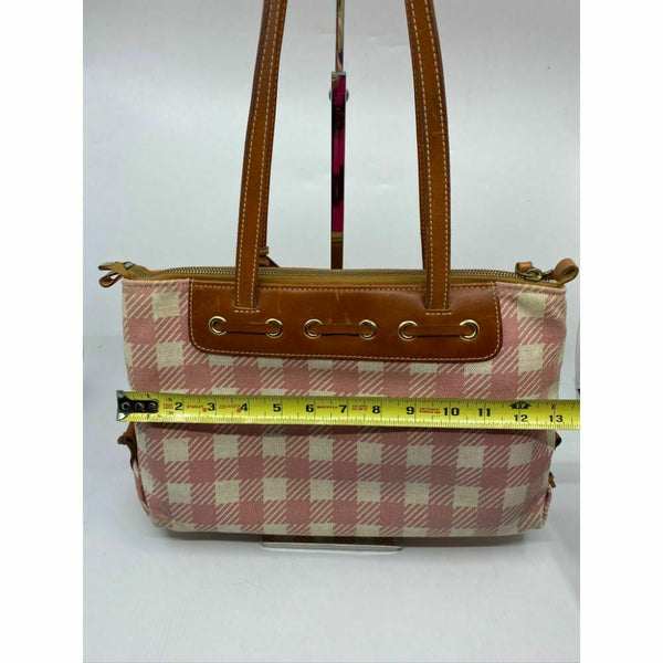 Dooney and Bourke All Over Signature Fabric Bag Size M