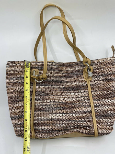 TUMI Multi Color Woven Tote bag