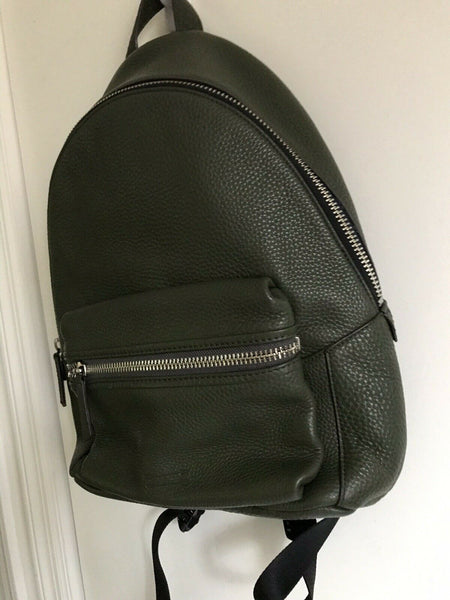 URI MINKOFF Olive Large Back Pack Msrp $900