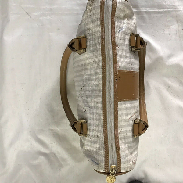 Fendi Vintage White Doctor Bag