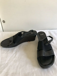 DANSKO WEDGES-Black-Size 11.5