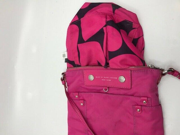 Marc Jacobs Pink Crossbody Bag