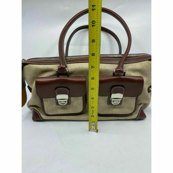 DOONEY & BOURKE Tan Brown Medium Size Doctor Bag