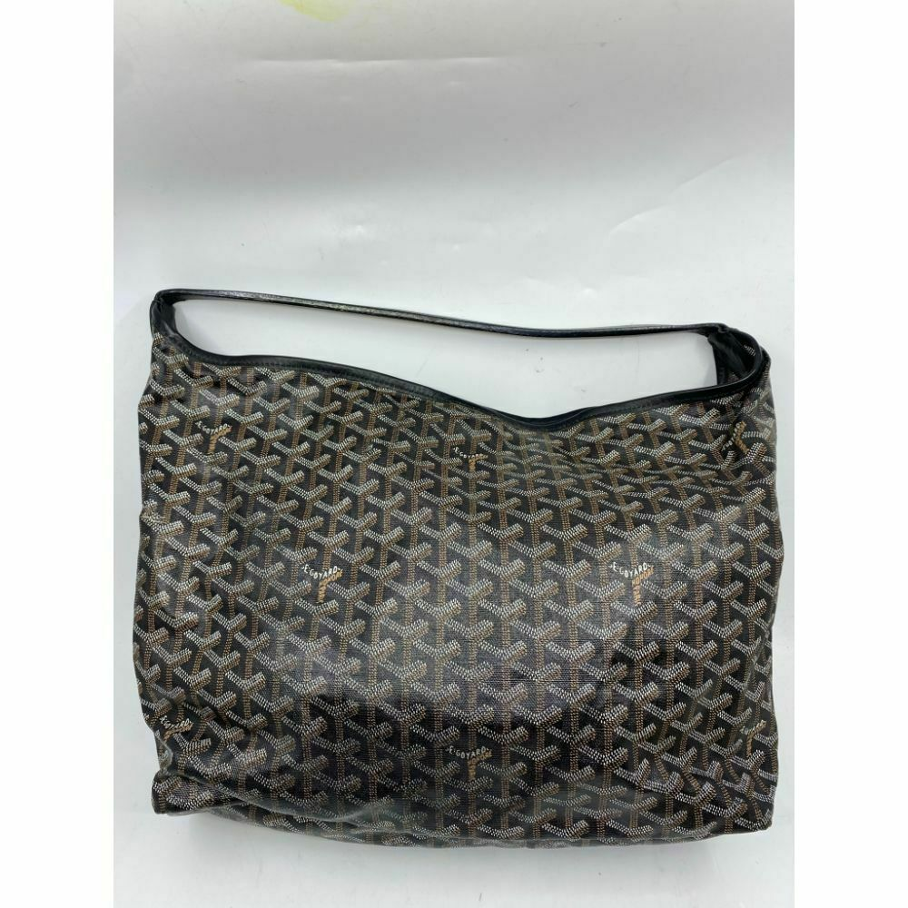 GOYARD Fiji Hobo Bag Black Msrp 1,200