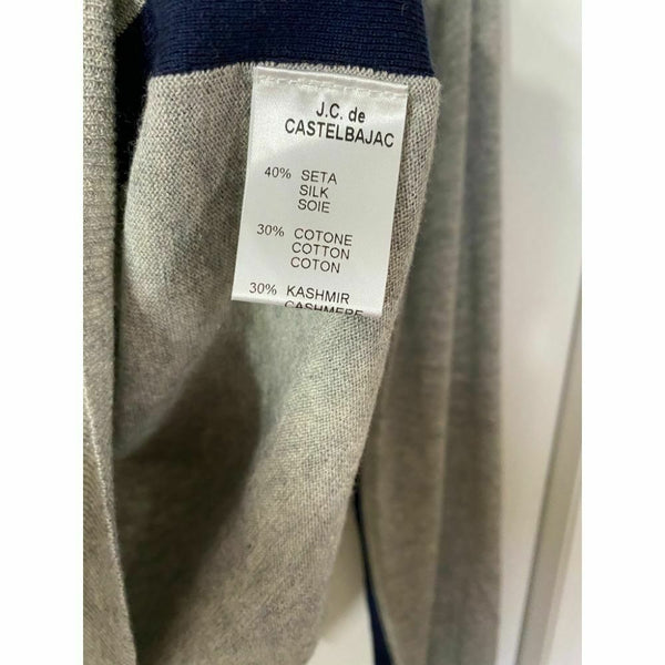 JC add CASTELBAJAC Women's Cashmere Sweater Medium