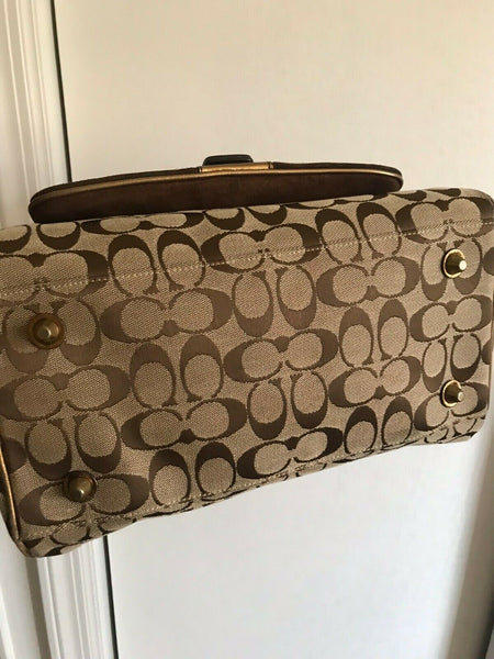 Coach Fabric Bag
