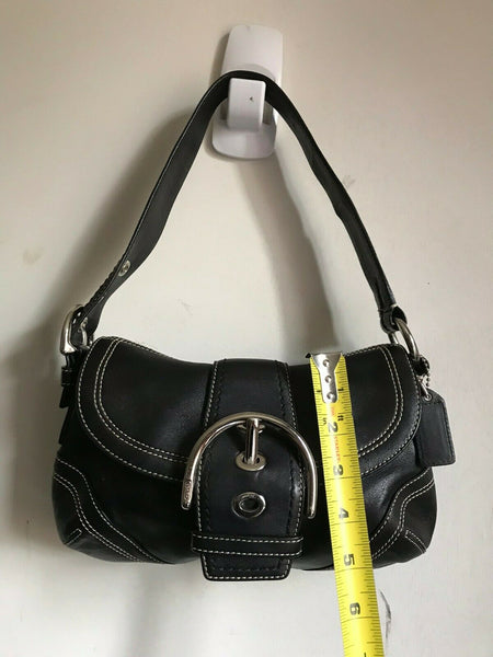 Coach shoulder bag - Black