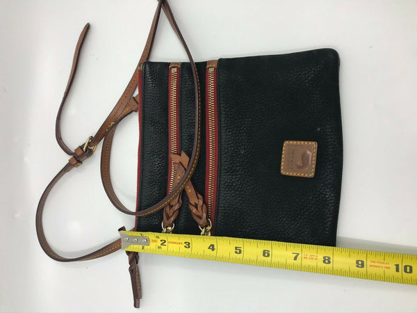 Dooney & Bourke Black Crossbody Bag
